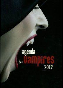 Agenda des vampires 2012