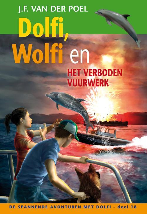Dolfi, Wolfi en het verboden vuurwerk