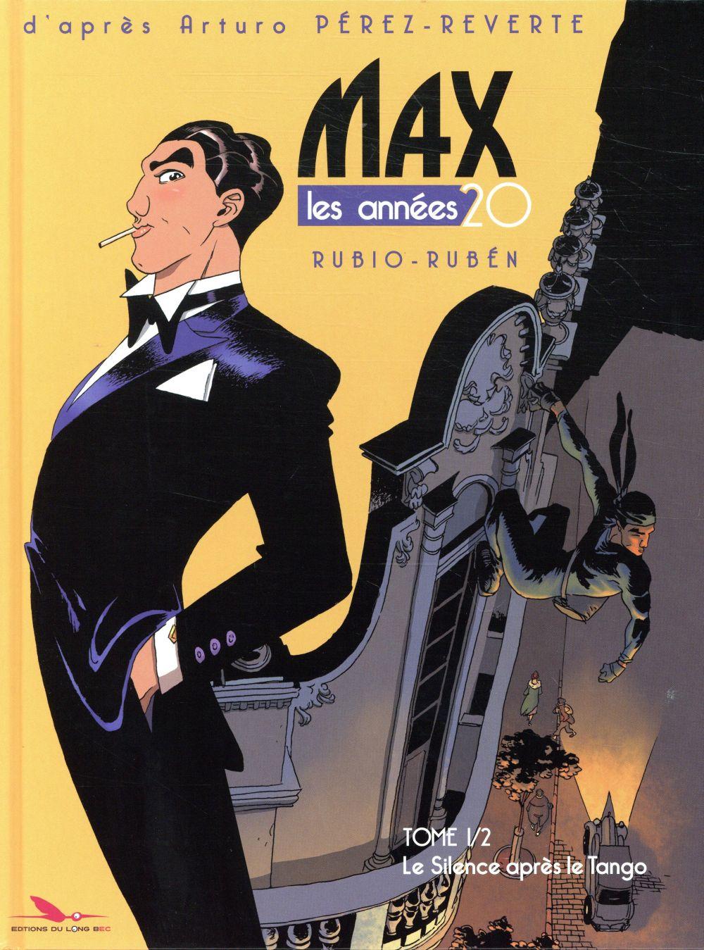 Max T.1 ; le silence après le tango