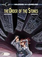 Vente Livre Numérique : Valerian & Laureline - Volume 20 - The Order of the Stones  - Pierre Christin