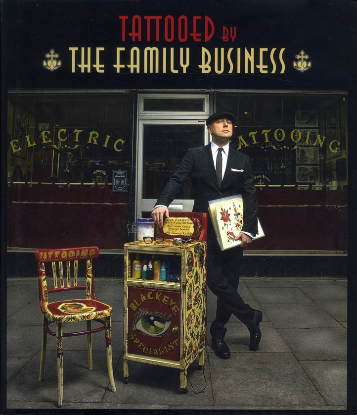 Tattoued by the family business