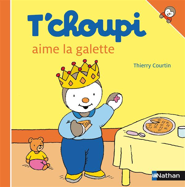 T'Choupi Aime La Galette