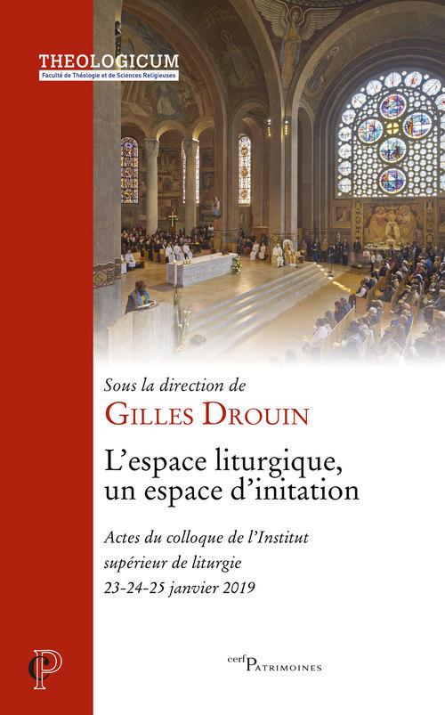 Espace liturgique, un espace d'initiation