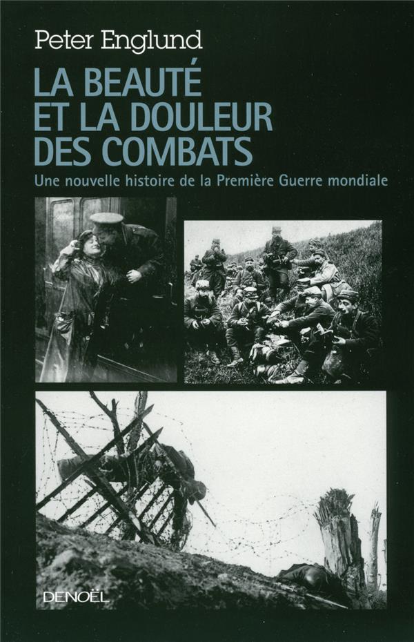 La beauté et la douleur des combats ; une nouvelle histoire de la Première Guerre mondiale
