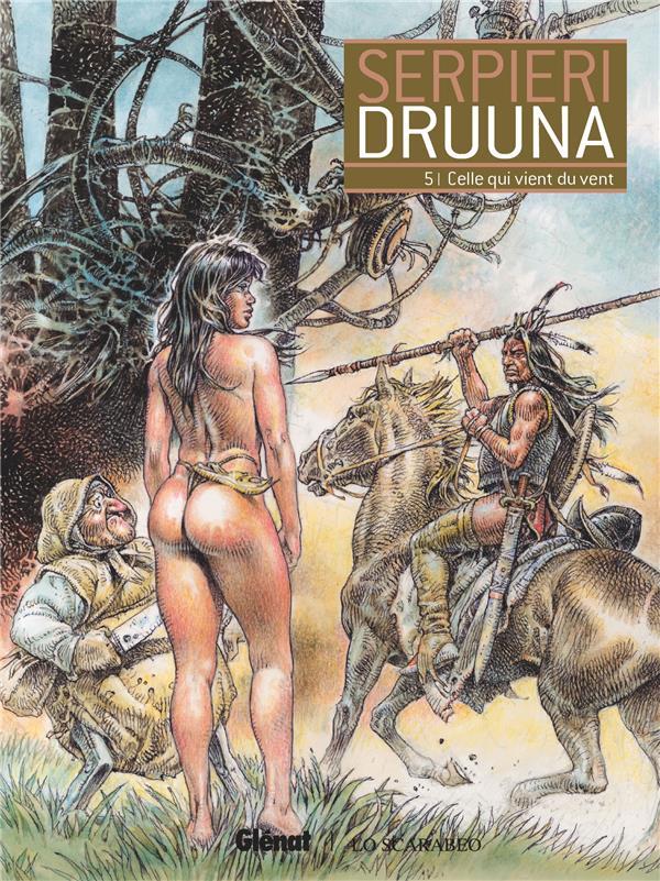 Druuna T.5 ; celle qui vient du vent