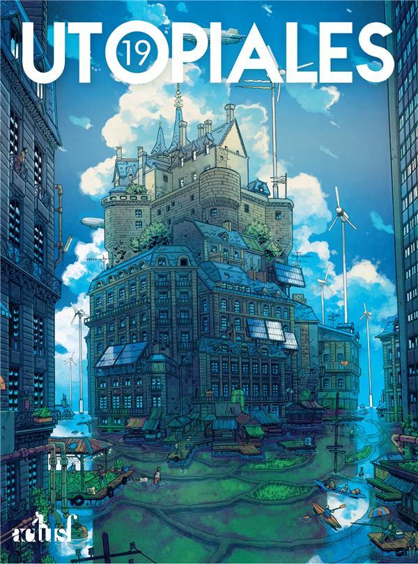 utopiales (édition 2019)