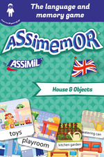 Vente EBooks : Assimemor - My First English Words: House and Objects  - Léa Fabre - Céladon