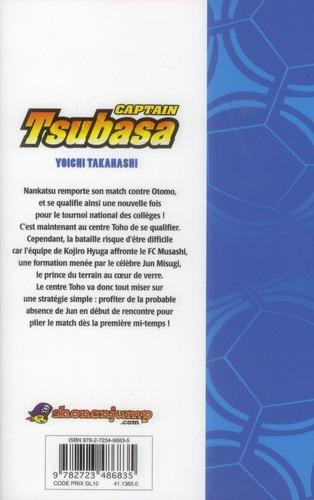 Captain Tsubasa t.15