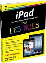 Vente Livre Numérique : IPad, ed iOS 6 Pour les Nuls  - Edward C. BAIG - Bob LEVITUS