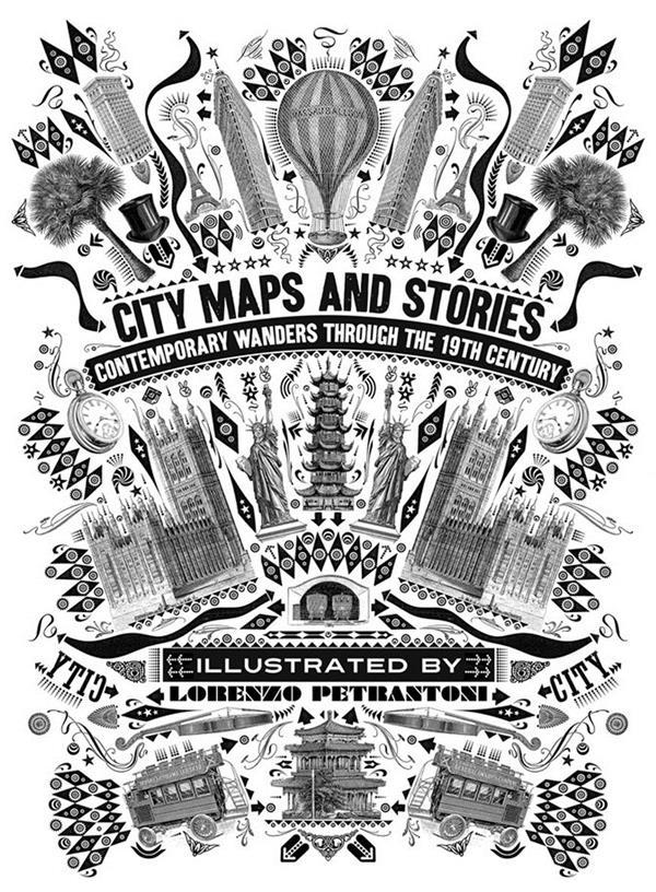 Lorenzo petrantoni city maps and stories 19th century