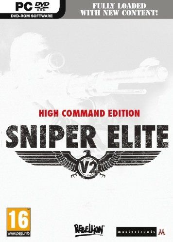 sniper elite V2 - édition High Command
