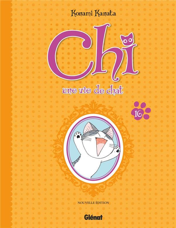 CHI  -  UNE VIE DE CHAT T.16