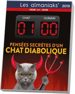 Chat 1 - humain 0 (édition 2019)