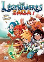 Vente EBooks : Les Légendaires - Saga T01  - Patrick Sobral