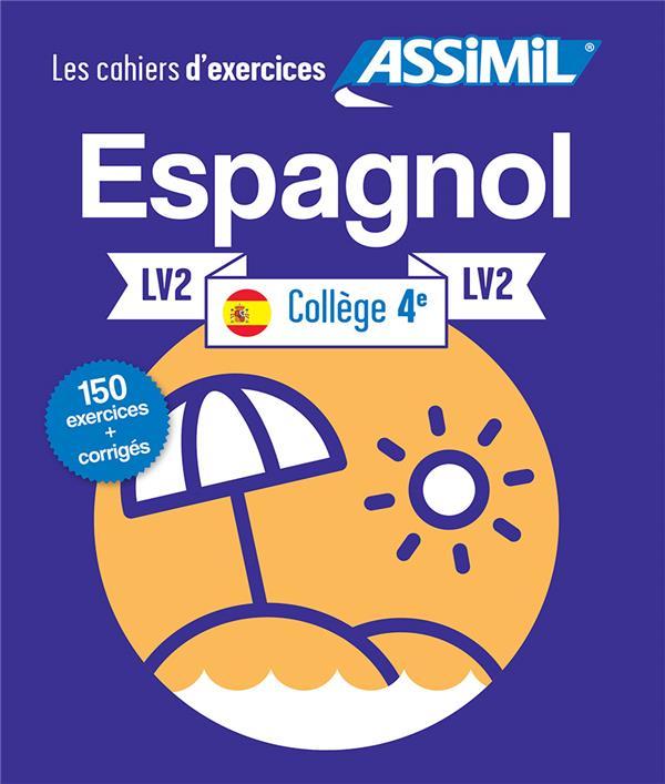 Espagnol ; 4e ; lv2