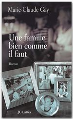 Vente Livre Numérique : Une famille bien comme il faut  - Marie-Claude Gay