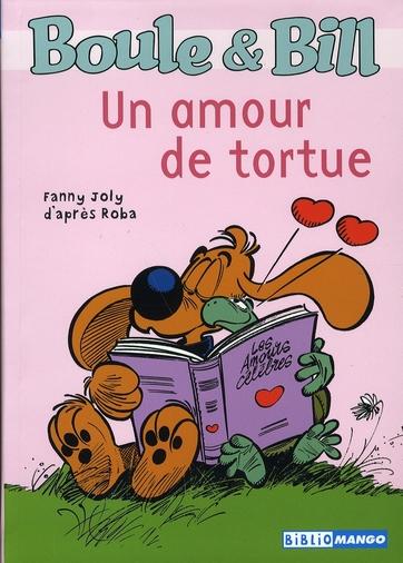 Boule & Bill ; un amour de tortue
