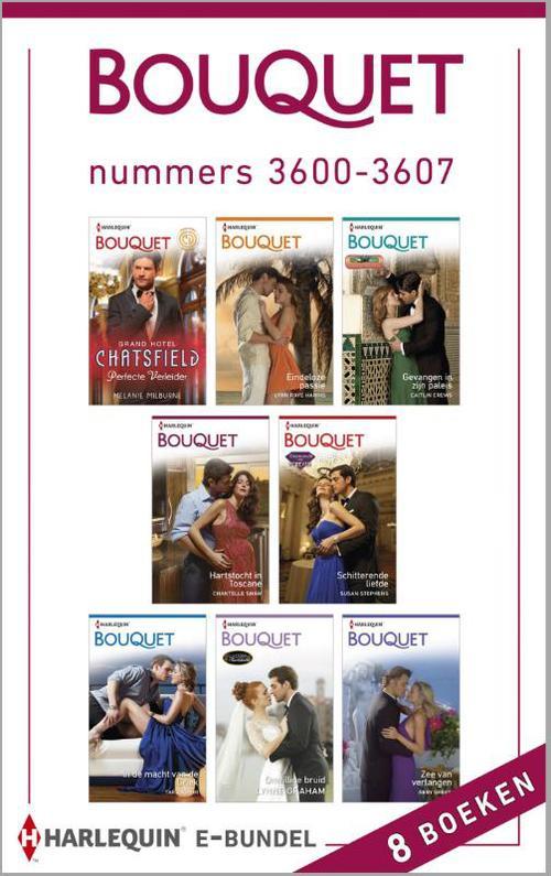 Bouquet e-bundel nummers 3600-3607