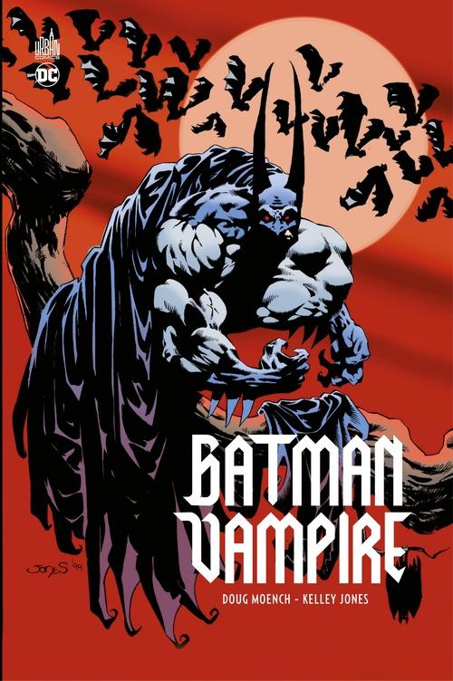 Batman Vampire - Intégrale  - Doug Moench  - Jones