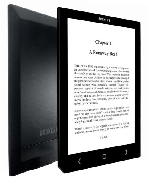 Cybook Océan - noir