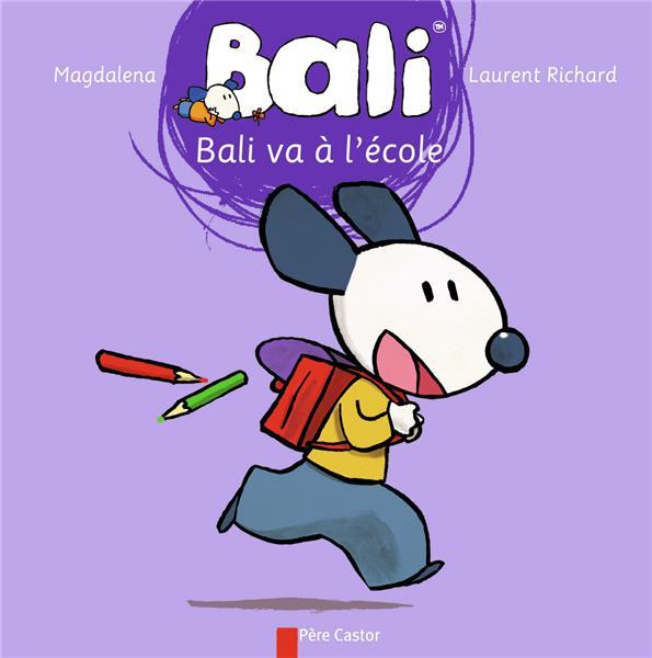 Bali va à l'école