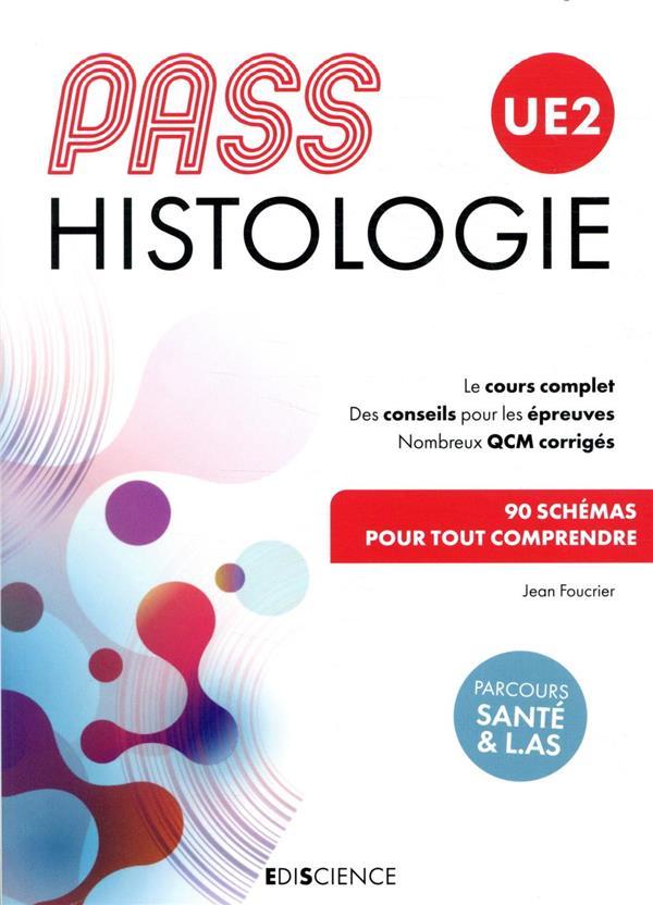 PASS UE2 ; histologie