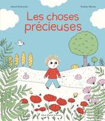 Vente Livre Numérique : Les Choses précieuses  - Astrid Desbordes