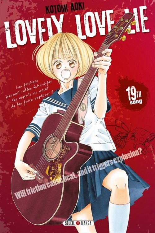 Lovely love lie T.19