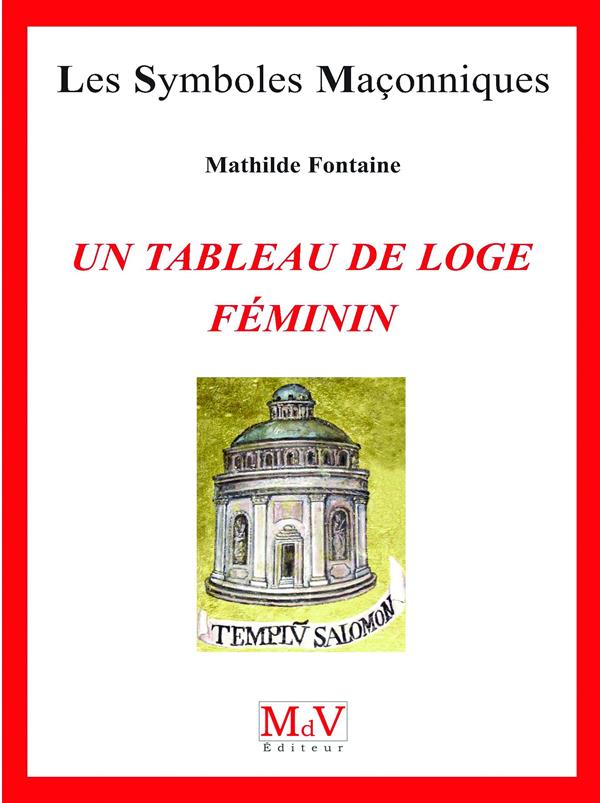 TABLEAU DE LOGE FEMININ N.68 (