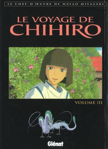 Le Voyage De Chihiro - Tome 03