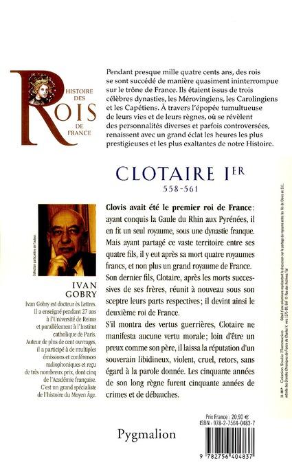 Clotaire Ier