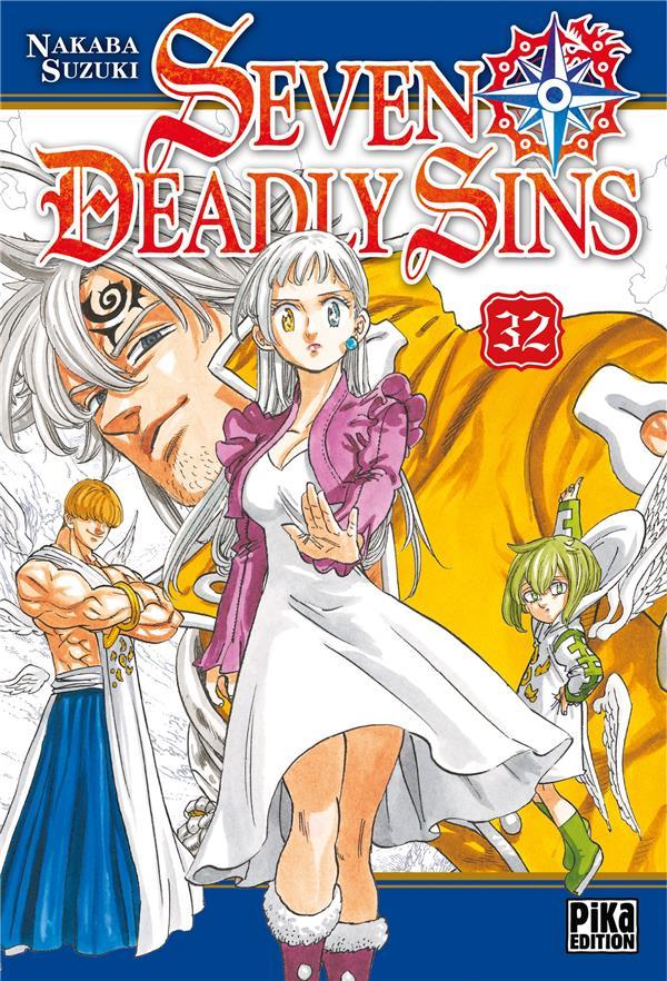 Seven Deadly Sins T.32