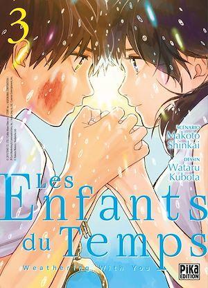 Les enfants du temps ; weathering with you T.3  - Wataru Kubota  - Makoto Shinkai
