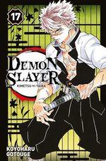 Vente Livre Numérique : Demon slayer T.17  - Koyoharu Gotouge