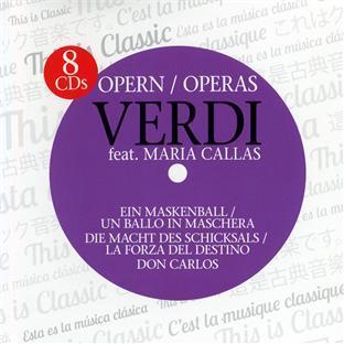 Verdi : Opern II / Operas II