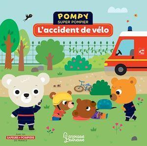 Pompy super pompier : l'accident de vélo