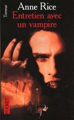 Couverture de Chroniques des vampires t.1 ; entretien avec un vampire