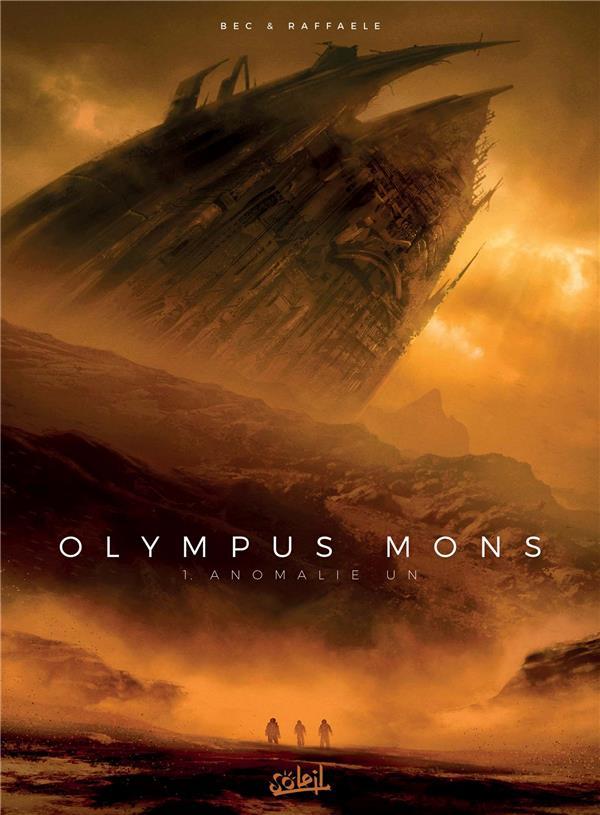 OLYMPUS MONS T.1  -  ANOMALIE UN Raffaele Stefano