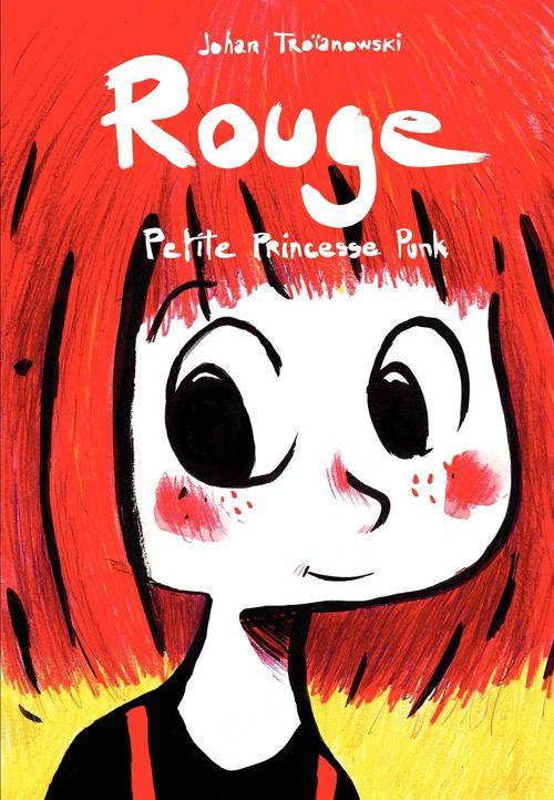 Rouge t.4 ; petite princesse punk
