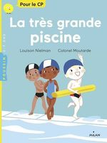 Vente Livre Numérique : La très grande piscine  - Louison Nielman