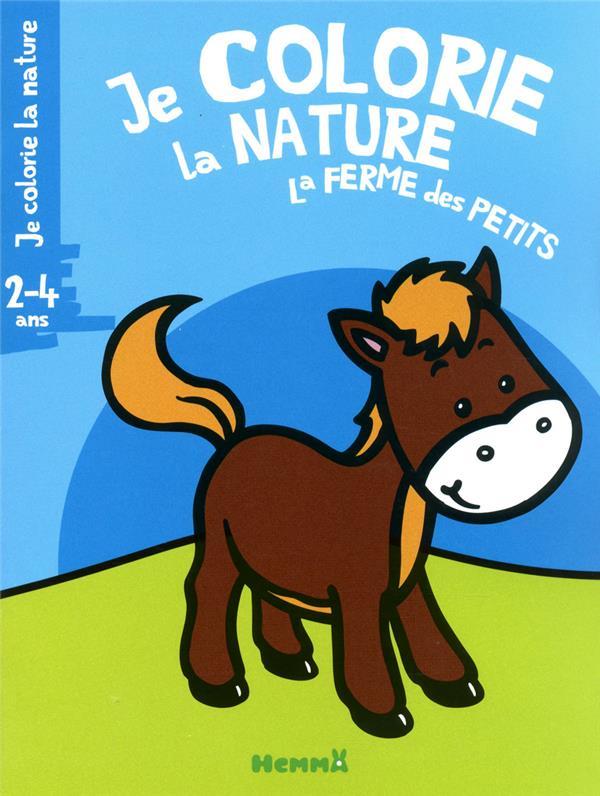La ferme des petits ; cheval ; 2-4 ans