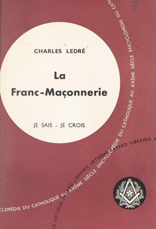 Religions non chrétiennes et quêtes de Dieu (14)  - Charles Ledre