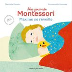 Vente Livre Numérique : Ma journée Montessori, Tome 01  - Charlotte Poussin
