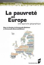 Vente EBooks : La pauvreté en Europe ; une approche géographique  - Emmanuelle Boulineau - Emmanuelle Bonerandi-Richard