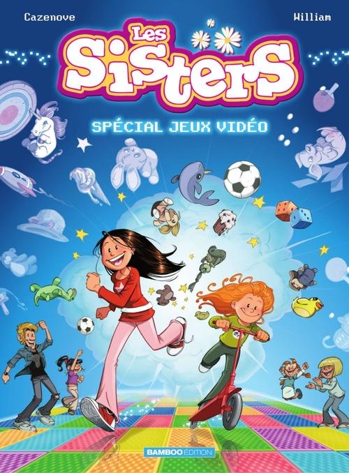 Les Sisters ; spécial jeux video