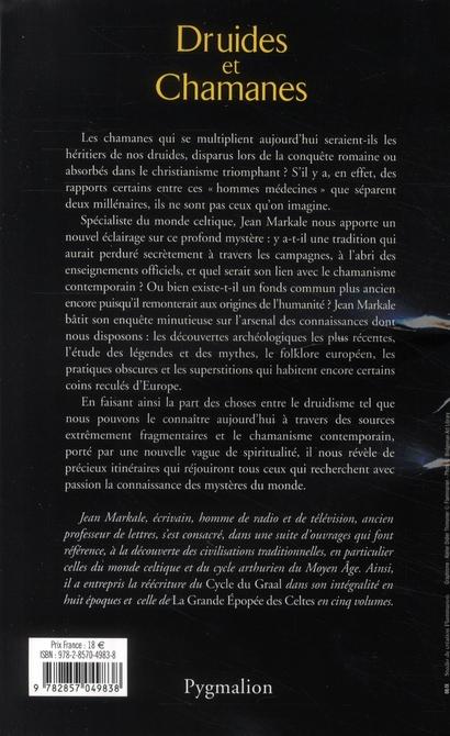 druides et chamanes
