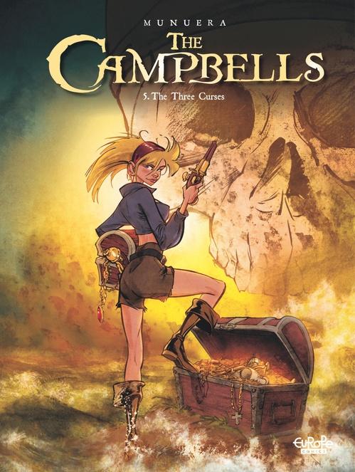 The Campbells 5. The Three Curses