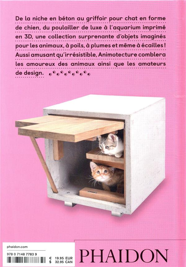 Animotecture ; design pour animaux domestiques
