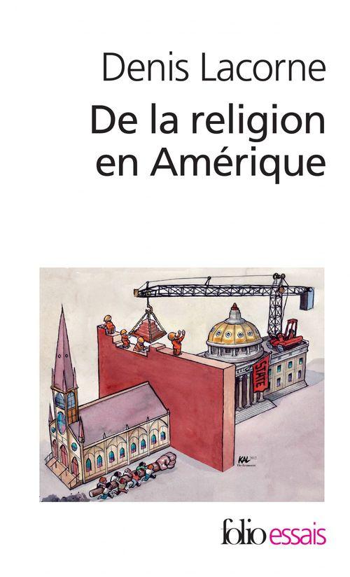 De la religion en amerique