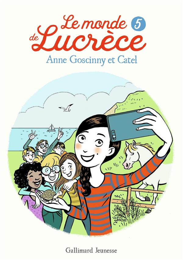 Le monde de Lucrèce T.5
